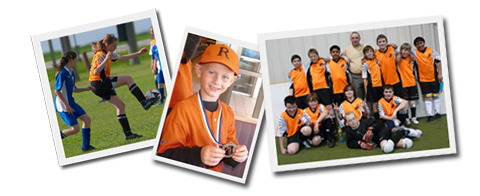 Kids sports pictures.